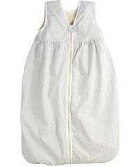 Lana Natural Wear Unisex - Baby Schlafsack Plüsch Streifen