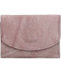 9f4a2330f5 Dámska kožená peňaženka Lagen Norra - svetlo fialová