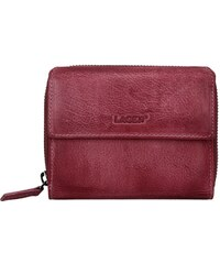 8cde5ac293 Dámska kožená peňaženka Lagen Miriam - fialová