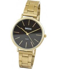 40bc2a6eb Secco, Čierne Dámske hodinky | 20 kúskov na jednom mieste - Glami.sk