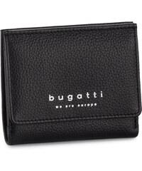 7097f1343d Kis férfi pénztárca BUGATTI - 49368001 Black