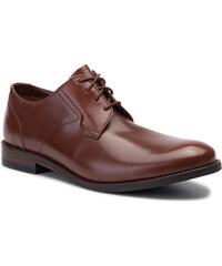 31a9e8671a Poltopánky CLARKS - Edward Plain 261395367 British Tan Leather