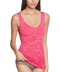 belly cloud Damen figurformendes Top allover Paisley