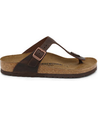 fd80d9d6b9 Šľapky Birkenstock GIZEH OILED-LEATHER