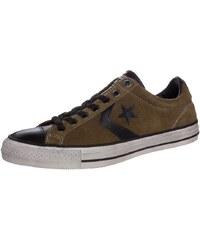 Converse STAR PLAYER EV OX SUEDE 2 TONES Sneaker low kaki/black