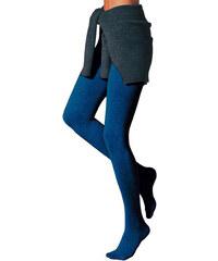 LAVANA Thermosan Strickstrumpfhose in blau für Damen von bonprix