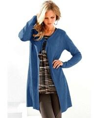Chillytime Pletený kabátek, Chyllitime 32/34 modrá