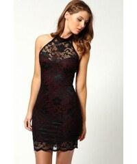 Krajkové přiléhavé šaty Eliza