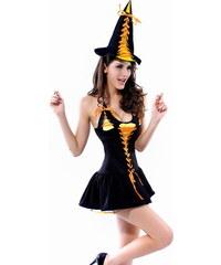 Dámský kostým mladá čarodějka