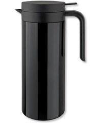 Termokonvice Isosteel, černá, 1l (VA-9336K)