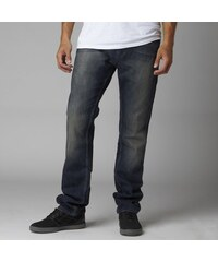 Pánské rifle Fox Throttle jean dirty rinse 30