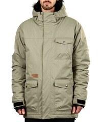 Pánská zimní bunda Funstorm Zion olive XXL