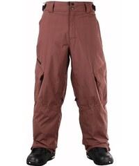 Pánské snowboardové kalhoty Funstorm Resch brown XL
