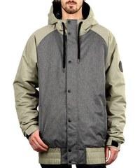Pánská zimní bunda Funstorm GAD black S
