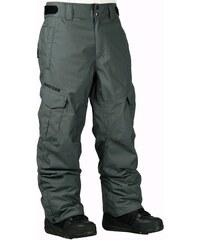 Dětské snowboardové kalhoty Funstorm Danfor dark grey XL