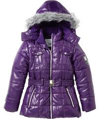 bpc bonprix collection Modische Winterjacke langarm in lila für Mädchen von bonprix
