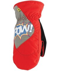 rukavice POW - Grom Mitt Red (RED)