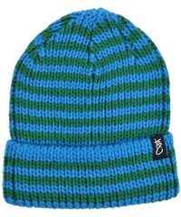 kulich K1X - Stripe Beanie Diva Blue/Ultrmarine (4325)