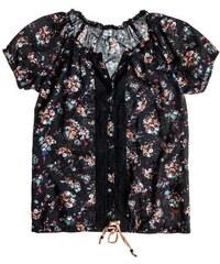 košile ROXY - Tahiti 100 Flower In T (136)