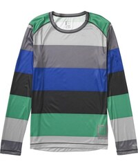 termo prádlo BURTON - Ltwt Crew Turf Pop Stripe (343)