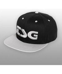 kšiltovka TSG - Baseball Cap Black/Silver (191)
