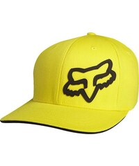 kšiltovka FOX - Signature Flexfit Yellow (005)