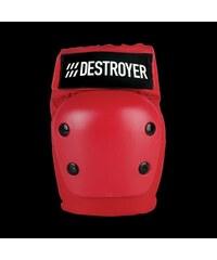chránič DESTROYER - Rec Elbow Red (RED)