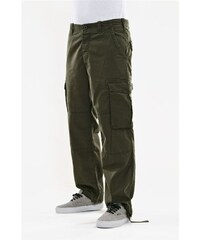 kalhoty REELL - Cargo Pant Ripstop Forest Green (RIPSTOP FOREST GREEN)