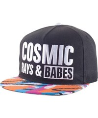 kšiltovka NEFF - Cosmic Cap (BLCK)