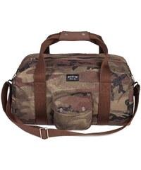 cestovní taška BRIXTON - Vagrant Duffle Camo (0901)