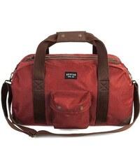 cestovní taška BRIXTON - Vagrant Duffle Red (0700)