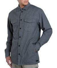 košile KREW - Departed Black Marl (BHT)