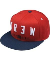 kšiltovka KREW - Encore Navy/Red (NRD)