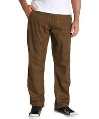 SAM 73 Pánské kalhoty MK 146 480 - hnědá