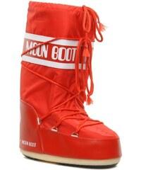 Moon Boot - Moon Boot Nylon - Sportschuhe für Damen / rot