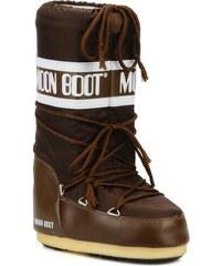 Moon Boot - Moon Boot Nylon - Sportschuhe für Damen / braun