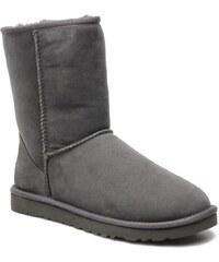 Ugg Australia - Classic Short - Stiefeletten & Boots für Damen / grau