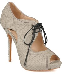Pour La Victoire - Rima - Sandalen für Damen / grau