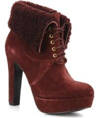 SALE - 50% - Pour La Victoire - Aileen - Stiefeletten & Boots für Damen / weinrot