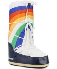 Moon Boot - Rainbow - Sportschuhe für Damen / mehrfarbig