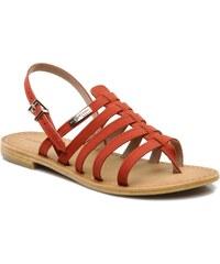 Les Tropéziennes par M Belarbi - Hook - Sandalen für Damen / rot