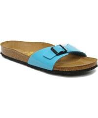 Birkenstock - Madrid Flor W - Clogs & Pantoletten für Damen / blau