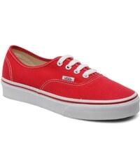 Vans - Authentic w - Sneaker für Damen / rot