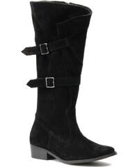 Arima pour Elle - Fidelia velours - Stiefel für Damen / schwarz