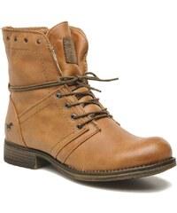 Mustang shoes - Irina - Stiefeletten & Boots für Damen / braun