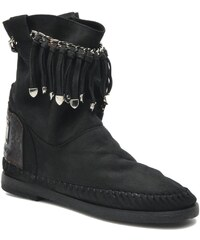 Karma of Charme - Dakota Silver - Stiefeletten & Boots für Damen / schwarz