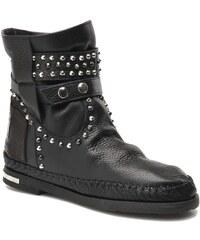 Karma of Charme - London Dark - Stiefeletten & Boots für Damen / schwarz