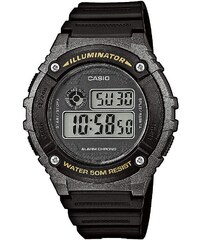 """Casio Collection, Chronograph, """"W-216H-1BVEF"""""""