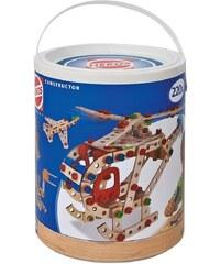 Heros Bauset aus Holz, 220tlg. »Constructor Hubschrauber«