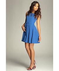 Dámské šaty Figl M083 modré